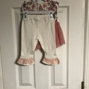Little Lass Matching Sets - 2 Piece Outfit